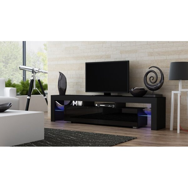 Price Check Milano TV Stand for TVs up to 88 by Orren Ellis