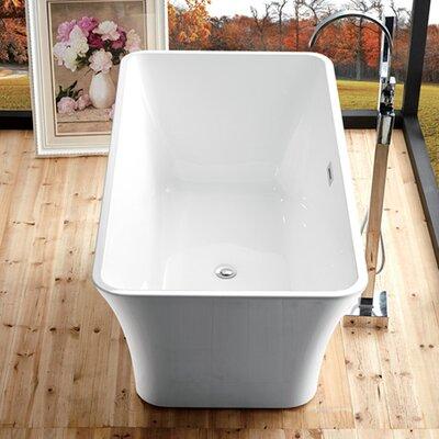 """Legion Furniture 66.9"""" x31.5"""" Bathtub"""