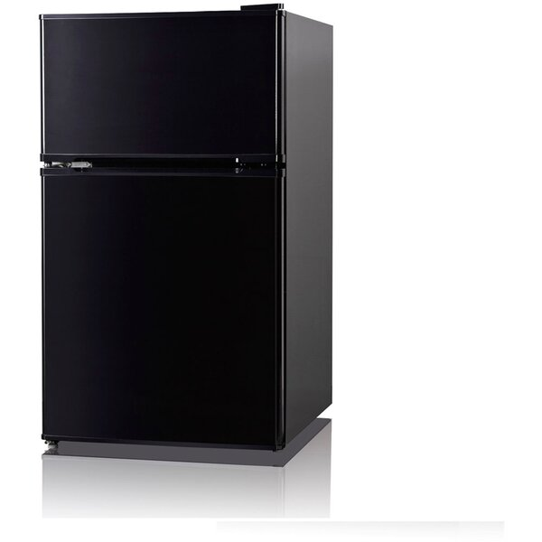 3.1 cu. ft. Compact Refrigerator with Freezer by Midea