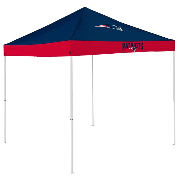 Economy 9 Ft. W x 9 Ft. D Steel Pop-Up Canopy by L