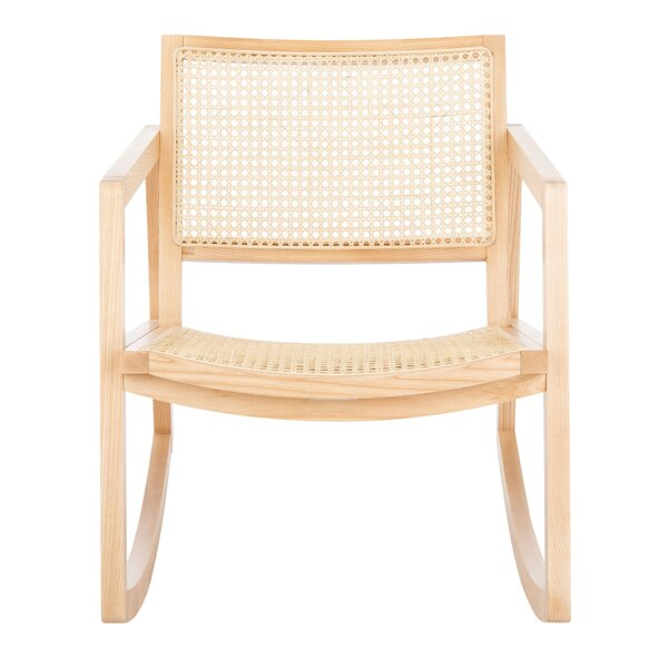 Cane Rocking Chair By Gracie Oaks