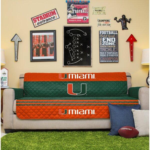 NCAA Sofa Slipcover by Pegasus Sports
