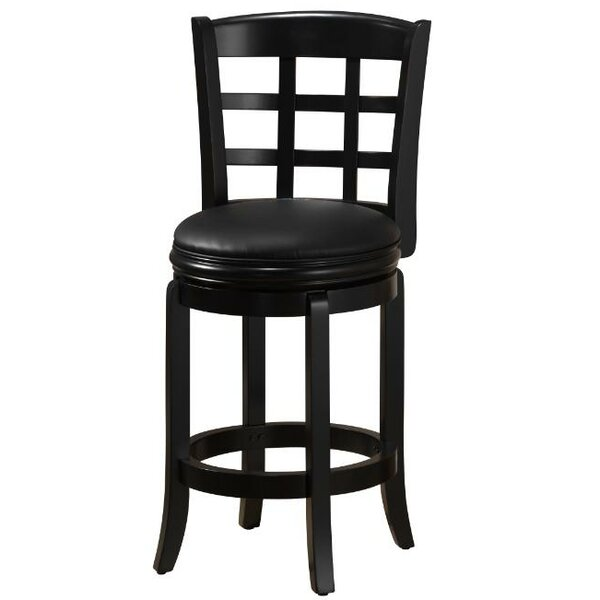 Farmington 24 Swivel Bar Stool by Darby Home Co