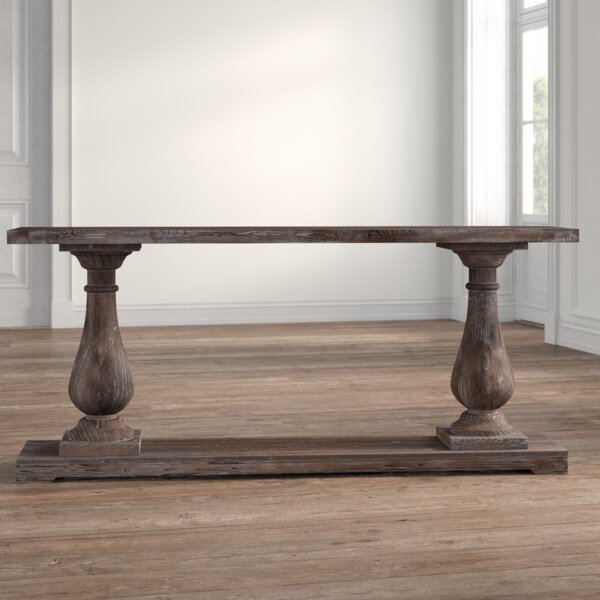 Lark Manor Brown Console Tables