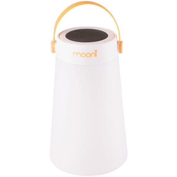 Takeme Bluetooth Speaker Lantern 1-Light LED Pathway Light by Mooni