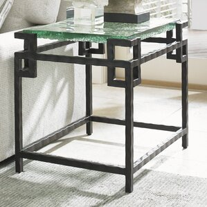Island Fusion Hermes Reef End Table by Tommy..