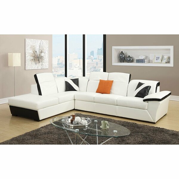 Keyana Sofa Sectional by Orren Ellis
