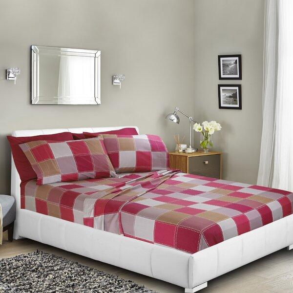 Haddenham Printed Bed Sheet Set by Winston Porter