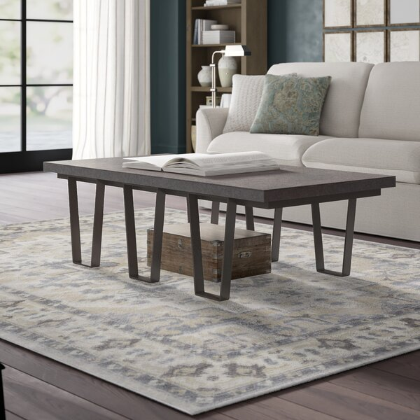 Tollette Sled Coffee Table by Greyleigh Greyleigh