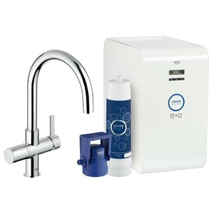 Shop For High Spout Water System Sink Faucet ByGrohe