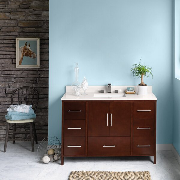 Juno 49 Single Bathroom Vanity Set by Ronbow