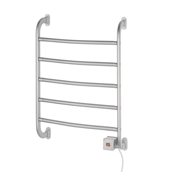 Warmrails Regent Wall Mount Towel Warmer Rack by Jerdon