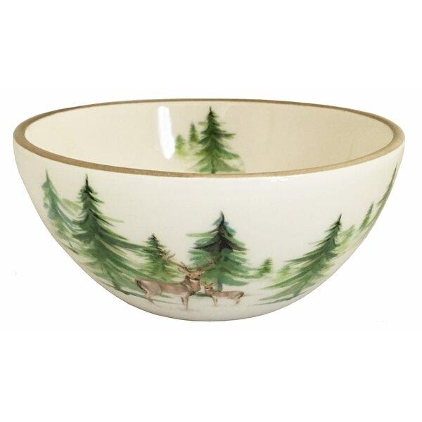 Martin Dessert Bowl by Loon Peak