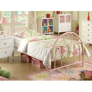 romeo twin panel bed