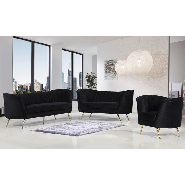 Koger Configurable Living Room Set by Everly Quinn
