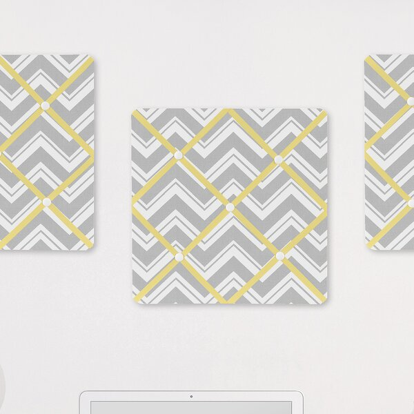 Zig Zag Photo Memory Board