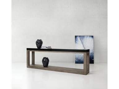 Melange Vienna Console Table by Hooker Furniture