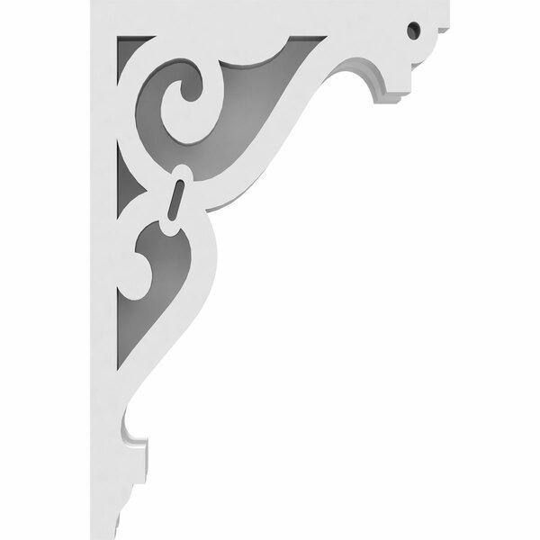 Finley PVC Corbel by Ekena Millwork