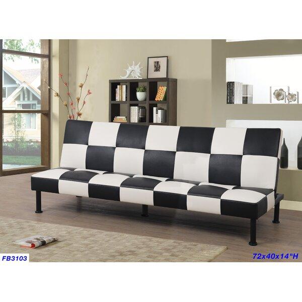 Terrill Convertible Sofa by Ebern Designs