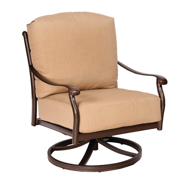 Casa Rocking Chair With Cushions by Woodard