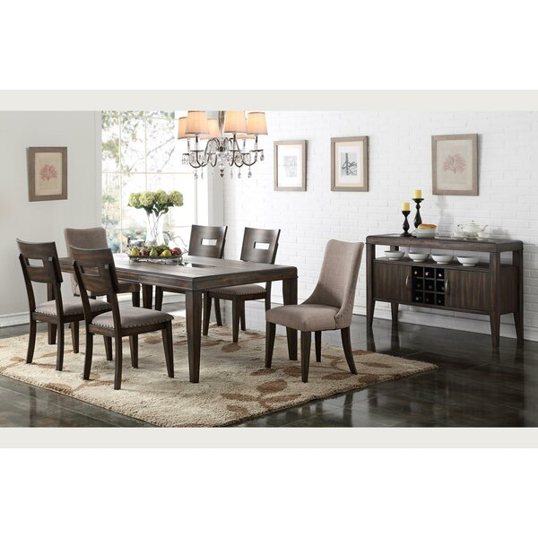 Mccauley Solid Wood Dining Chair (Set of 2) by Gracie Oaks