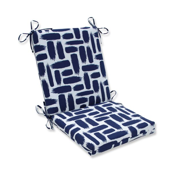 Corinth Indoor/Outdoor Dining Chair Cushion By Wrought Studio