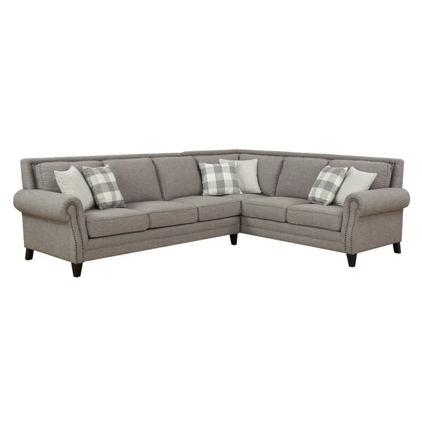Hoyer Sectional by Alcott Hill