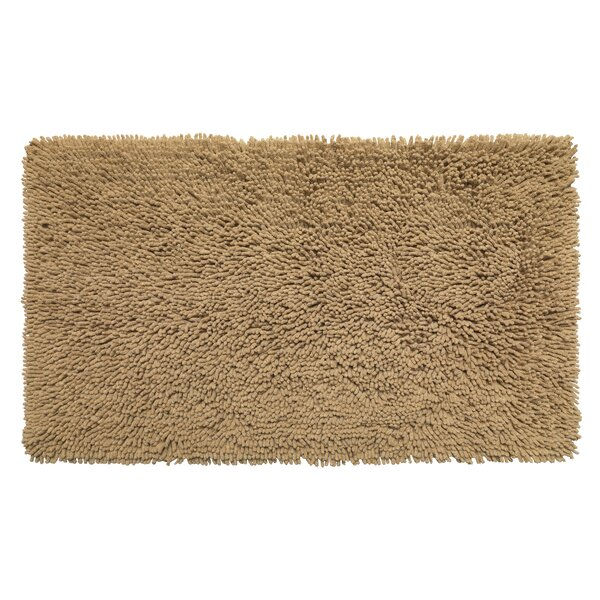 Garlan Rectangle 100% Cotton Bath Rug