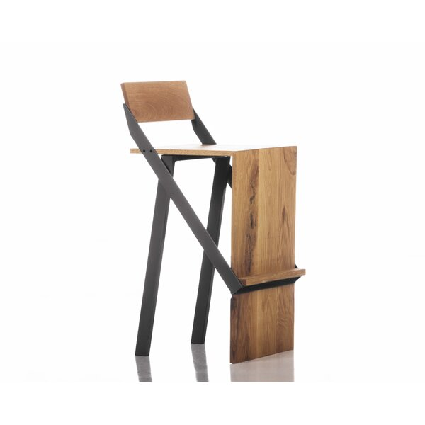 Graydon 30 Bar Stool by 17 Stories