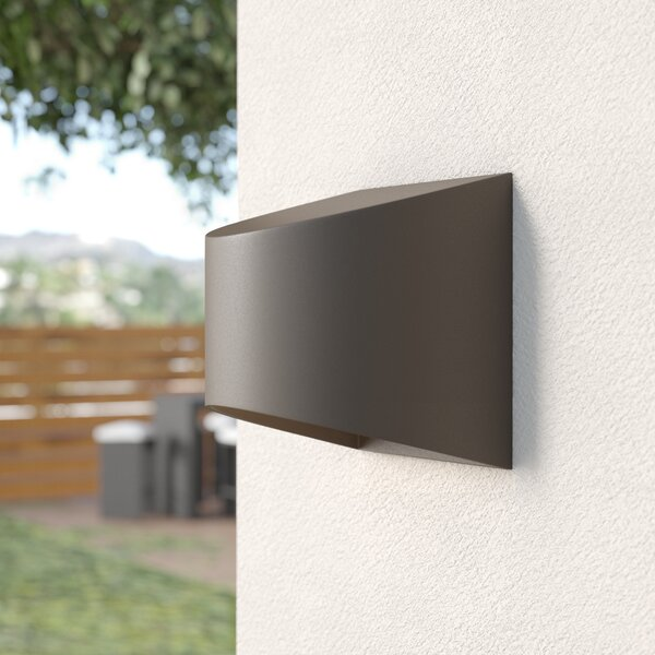 Wesley Outdoor Sconce By Kichler