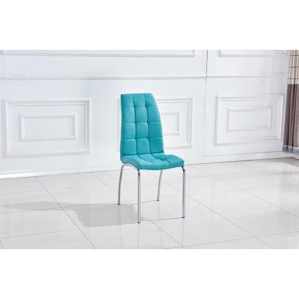 Nasim Upholstered Dining Chair (Set Of 2) By Orren Ellis Great Reviews