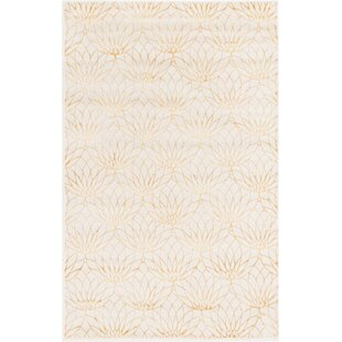 Glam Beige Area Rug By Marilyn Monroe