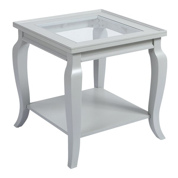 Hayle End Table by Ophelia & Co. Ophelia & Co.