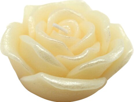 Rose Floating Candle by Jeco Inc.