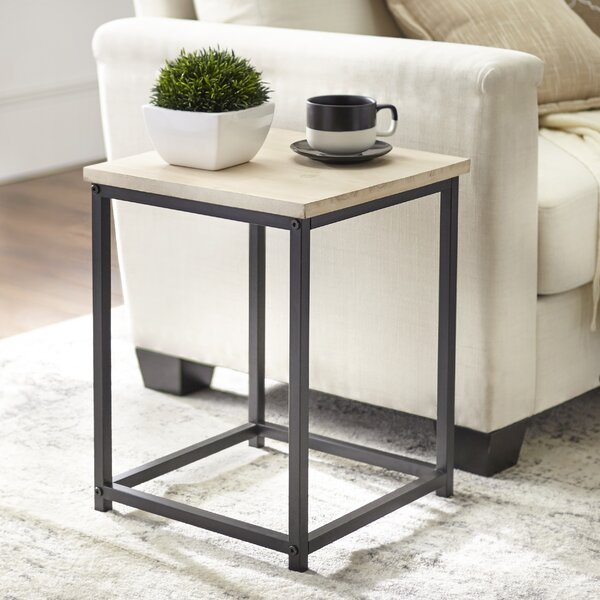 Brookhn End Table by Williston Forge