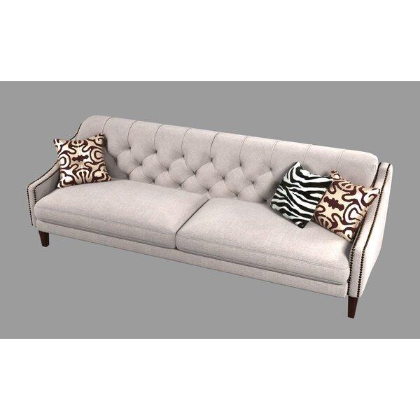 Chamberlain Sofa by Rosdorf Park