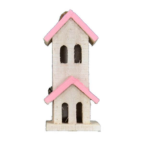 21 in x 9 in x 6 in Birdhouse by Fantastic Craft