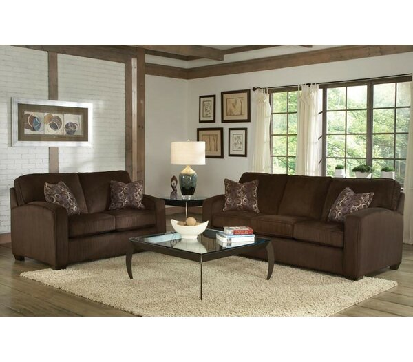 Zeus Configurable Living Room Set by Flair