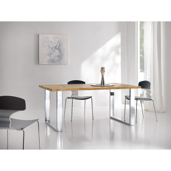 Theophile Dining Table by Orren Ellis