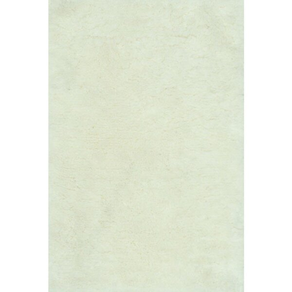 DeGennaro Hand-Tufted Ivory Area Rug by Red Barrel Studio