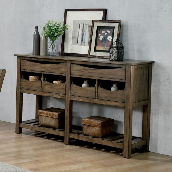 Lacour Buffet Table by Gracie Oaks Gracie Oaks