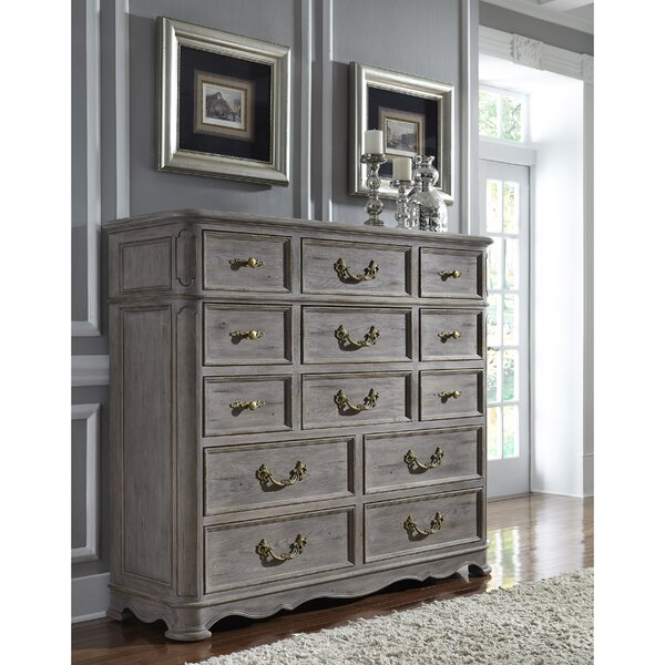 Harle 13 Drawer Chest by Canora Grey