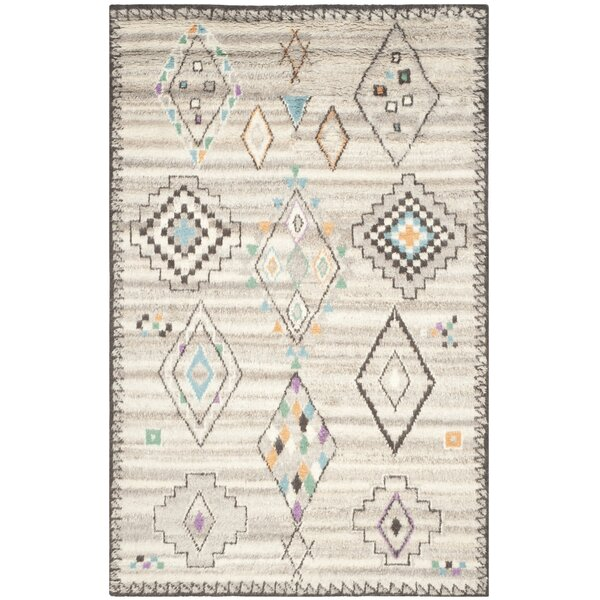 De Beque Hand-Woven Natural Area Rug by Loon Peak