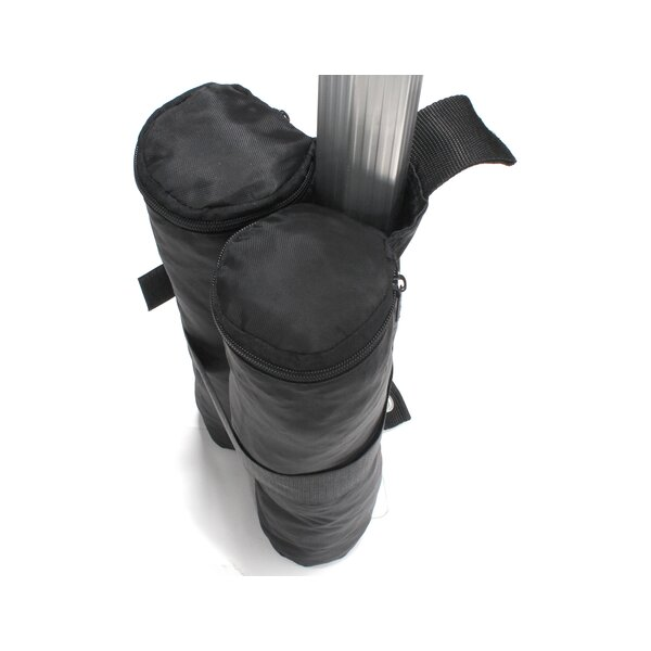 Dual Cylinder Wrap Around Bags by King Canopy