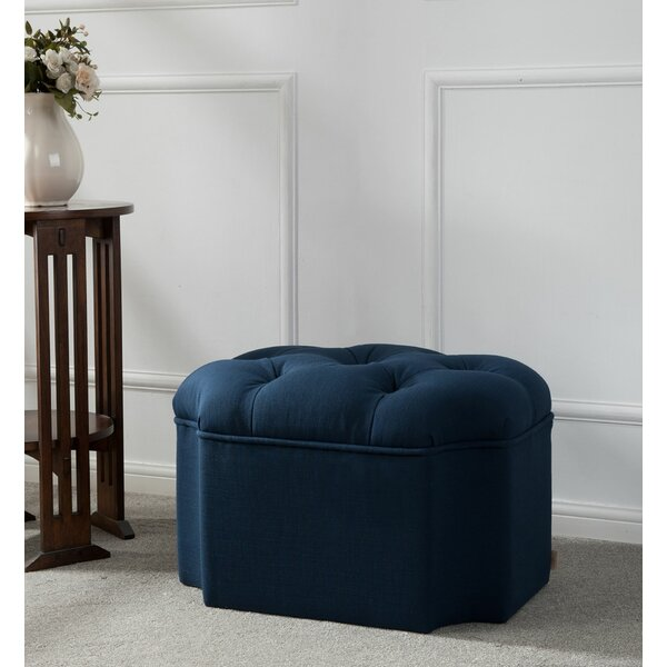 Lacombe Pouf by Mercer41
