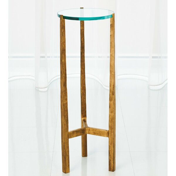 Oculus End Table By Global Views
