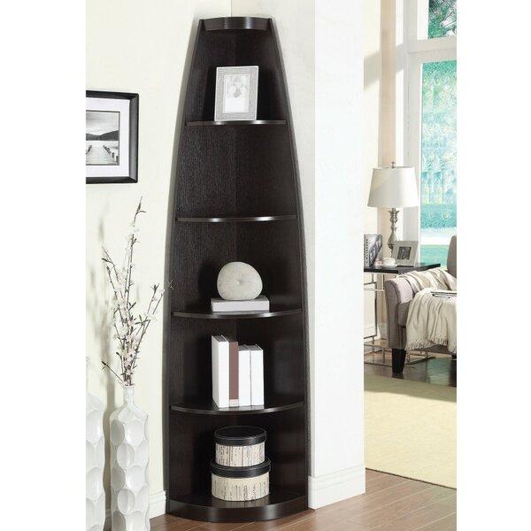Wallen Corner Unit Bookcase by Breakwater Bay