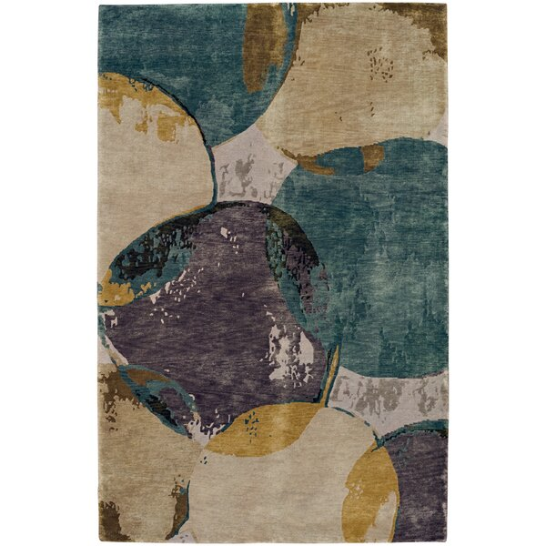 Specter Hand-Knotted Dew Area Rug by Capel Rugs