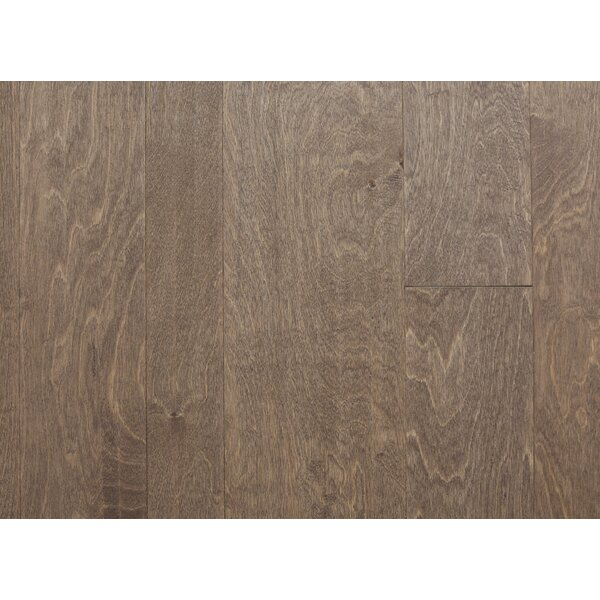 Lyon 7 Engineered Birch Hardwood Flooring in Gray by Branton Flooring Collection