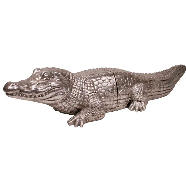 Crocodile Bookends (Set of 2) by Streamline